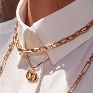 ❌SOLD❌Vintage Christian Dior CD Necklace